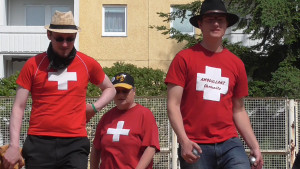Auch die Ambulanz kann sie nicht retten: Andreas, Rita und Fabian
