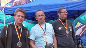 PV Ost 3: Hannes, Jens und Andreas