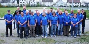 Die Ettlinger Boulefreunde sind am Wochenende zu Gast in Löbau