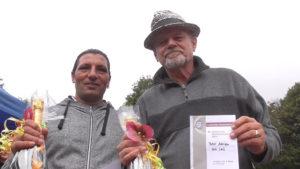 Die Sieger: Lali Lali und Peter Adrian